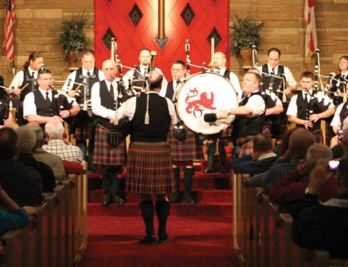 Highland Dance One